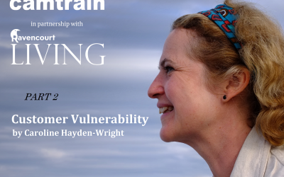 Caroline's Blog Part 2: Customer Vulnerability