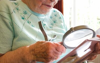 Live Well with Visual Impairment